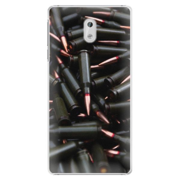 Plastové pouzdro iSaprio - Black Bullet - Nokia 3
