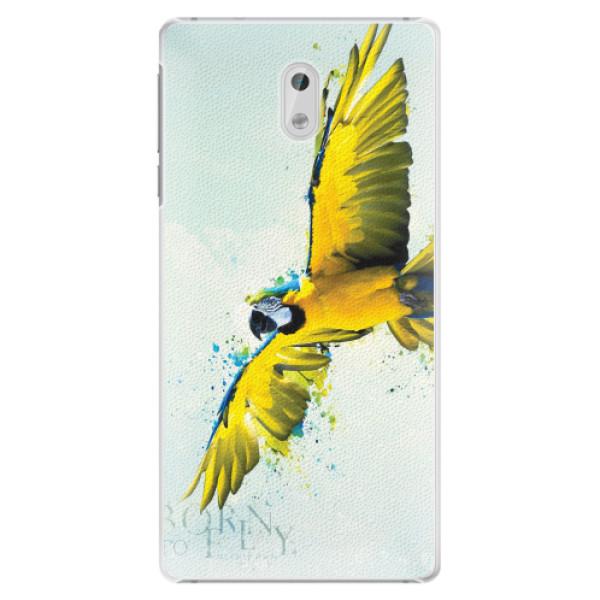 Plastové pouzdro iSaprio - Born to Fly - Nokia 3
