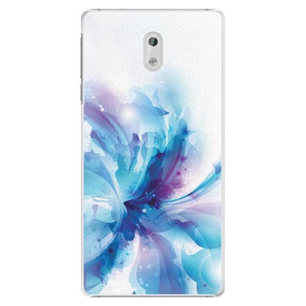Plastové pouzdro iSaprio - Abstract Flower - Nokia 3