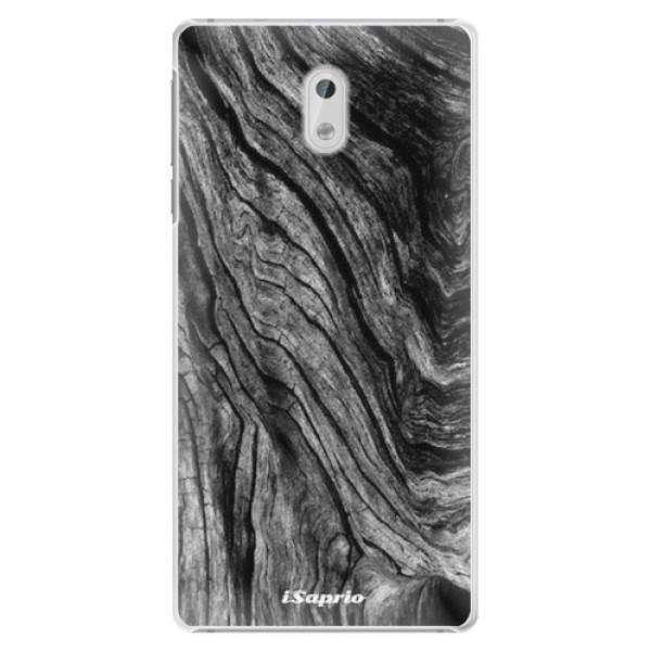 Plastové pouzdro iSaprio - Burned Wood - Nokia 3
