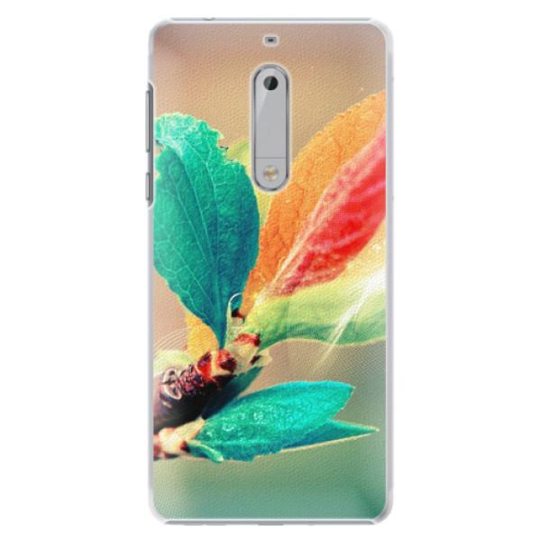 Plastové pouzdro iSaprio - Autumn 02 - Nokia 5