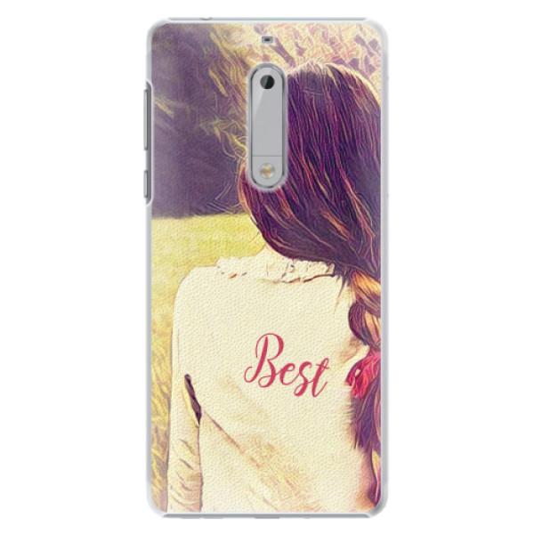 Plastové pouzdro iSaprio - BF Best - Nokia 5