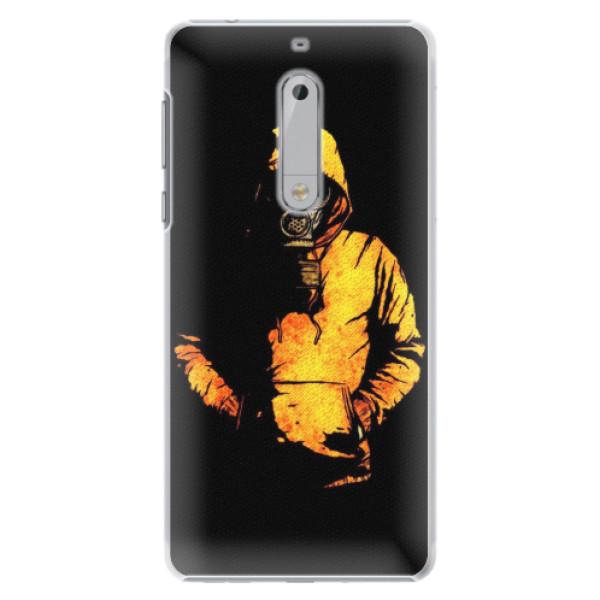 Plastové pouzdro iSaprio - Chemical - Nokia 5