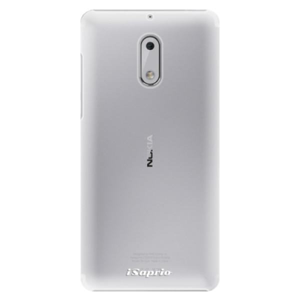 Plastové pouzdro iSaprio - 4Pure - mléčný bez potisku - Nokia 6