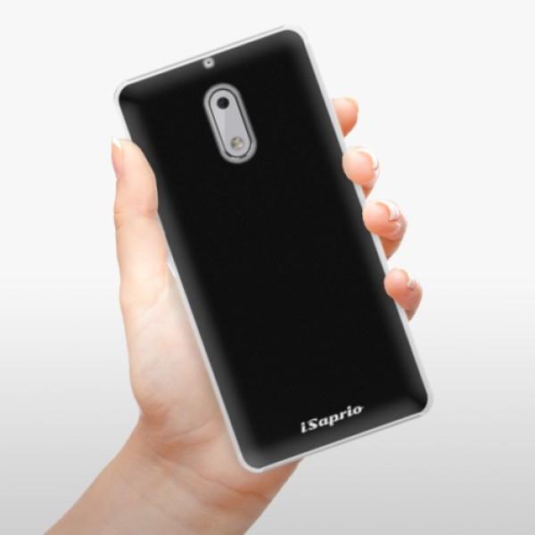 Plastové pouzdro iSaprio - 4Pure - černý - Nokia 6