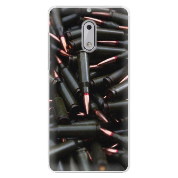 Plastové pouzdro iSaprio - Black Bullet - Nokia 6