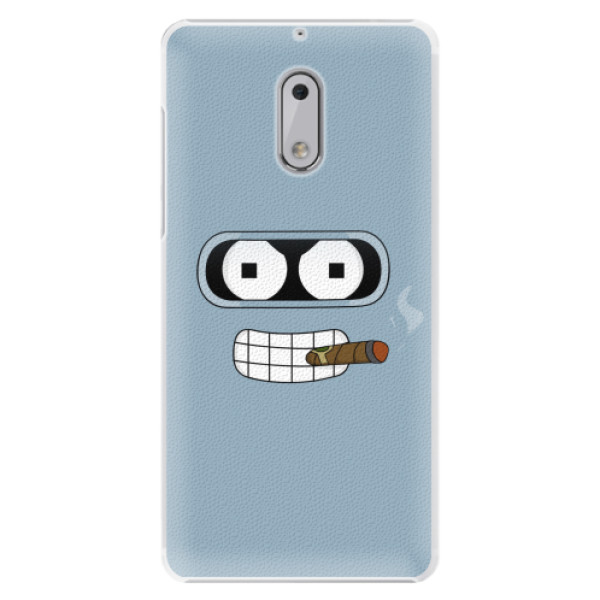 Plastové pouzdro iSaprio - Bender - Nokia 6