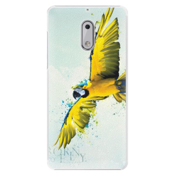 Plastové pouzdro iSaprio - Born to Fly - Nokia 6