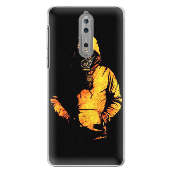 Plastové pouzdro iSaprio - Chemical - Nokia 8