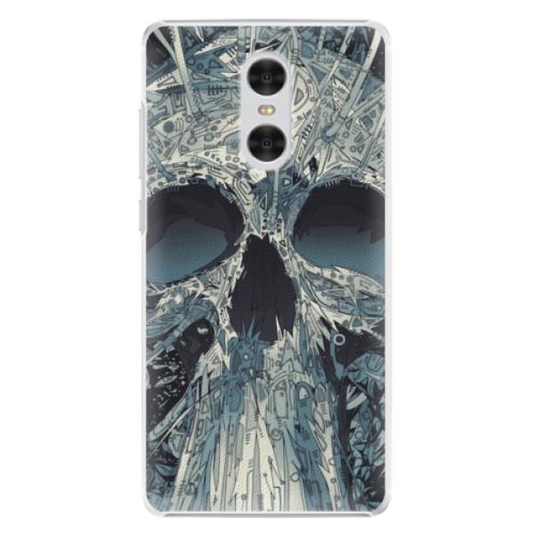 Plastové pouzdro iSaprio - Abstract Skull - Xiaomi Redmi Pro