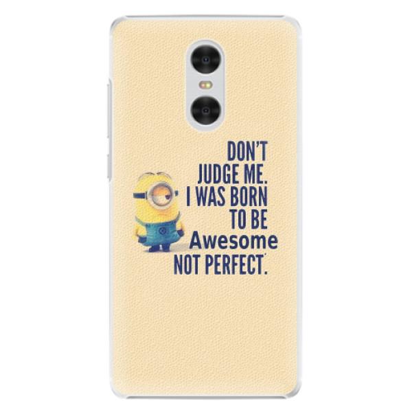 Plastové pouzdro iSaprio - Be Awesome - Xiaomi Redmi Pro