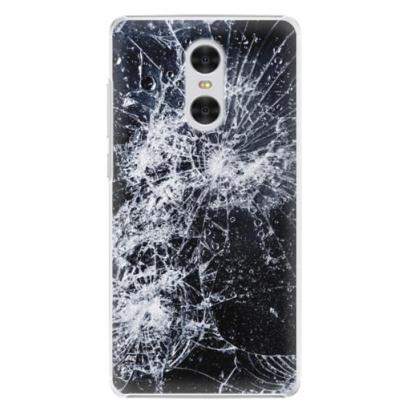 Plastové pouzdro iSaprio - Cracked - Xiaomi Redmi Pro