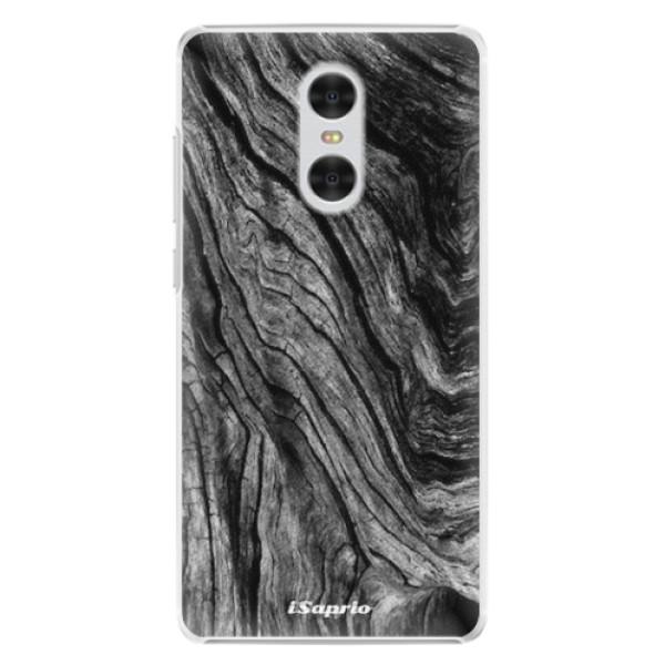 Plastové pouzdro iSaprio - Burned Wood - Xiaomi Redmi Pro