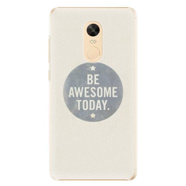Plastové pouzdro iSaprio - Awesome 02 - Xiaomi Redmi Note 4X