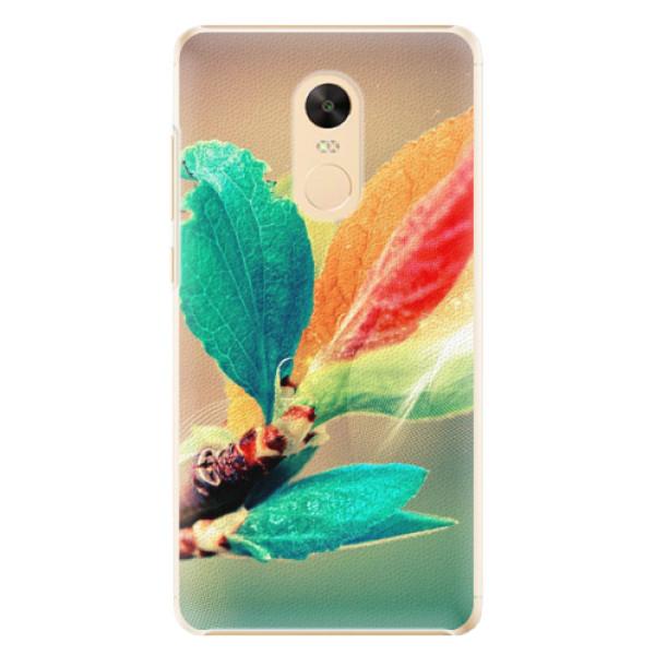 Plastové pouzdro iSaprio - Autumn 02 - Xiaomi Redmi Note 4X
