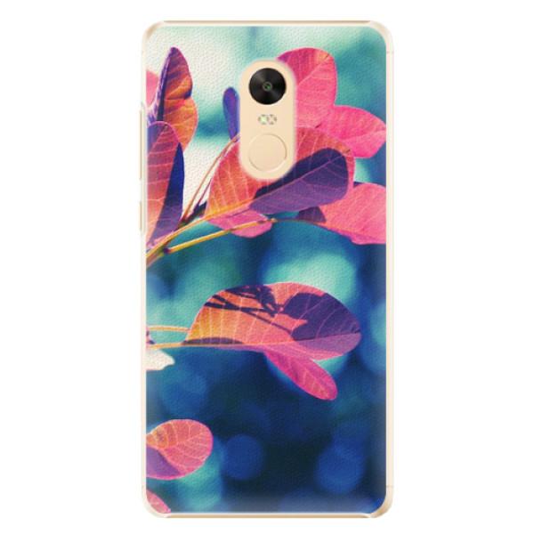 Plastové pouzdro iSaprio - Autumn 01 - Xiaomi Redmi Note 4X