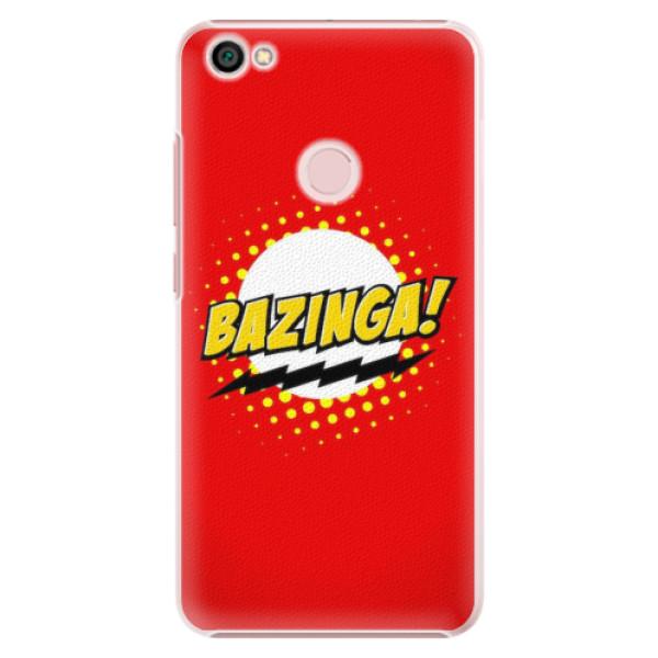Plastové pouzdro iSaprio - Bazinga 01 - Xiaomi Redmi Note 5A / 5A Prime