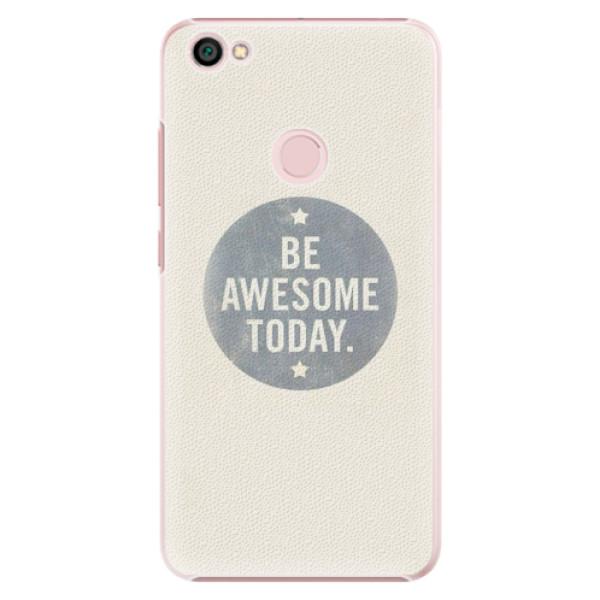 Plastové pouzdro iSaprio - Awesome 02 - Xiaomi Redmi Note 5A / 5A Prime