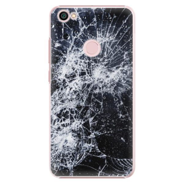 Plastové pouzdro iSaprio - Cracked - Xiaomi Redmi Note 5A / 5A Prime