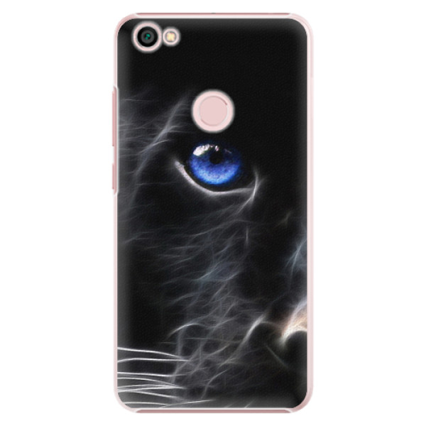 Plastové pouzdro iSaprio - Black Puma - Xiaomi Redmi Note 5A / 5A Prime