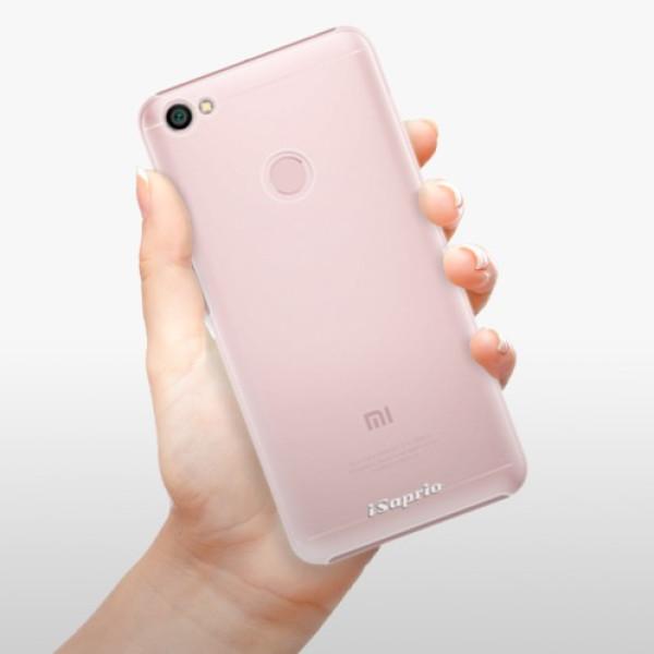 Plastové pouzdro iSaprio - 4Pure - mléčný bez potisku - Xiaomi Redmi Note 5A / 5A Prime