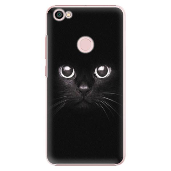 Plastové pouzdro iSaprio - Black Cat - Xiaomi Redmi Note 5A / 5A Prime