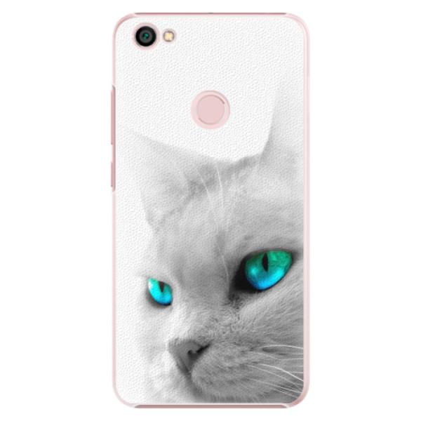 Plastové pouzdro iSaprio - Cats Eyes - Xiaomi Redmi Note 5A / 5A Prime