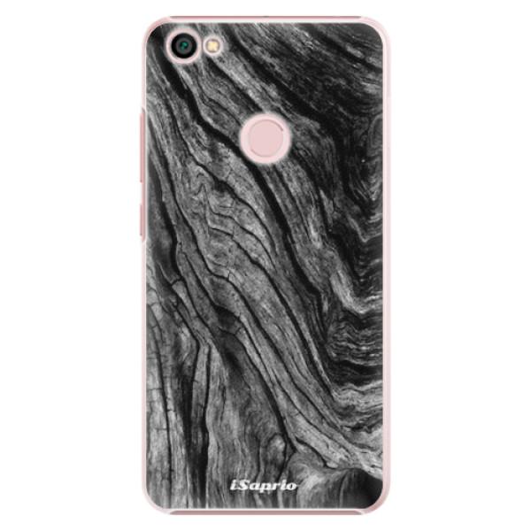 Plastové pouzdro iSaprio - Burned Wood - Xiaomi Redmi Note 5A / 5A Prime