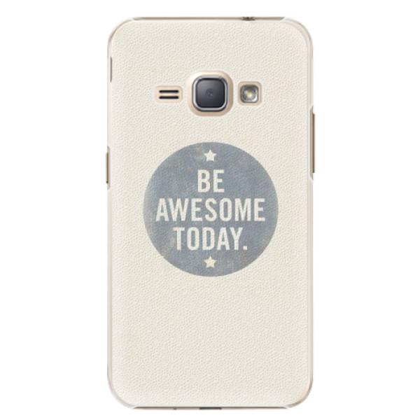 Plastové pouzdro iSaprio - Awesome 02 - Samsung Galaxy J1 2016