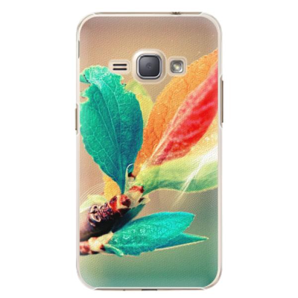 Plastové pouzdro iSaprio - Autumn 02 - Samsung Galaxy J1 2016