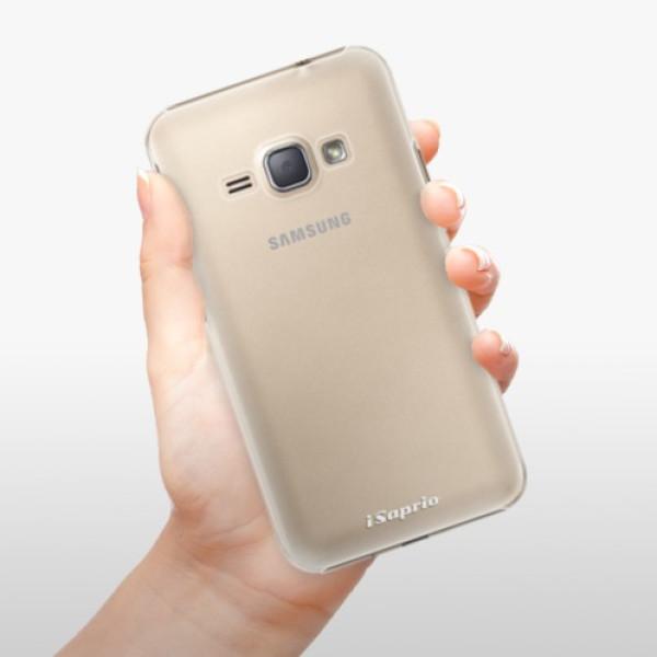 Plastové pouzdro iSaprio - 4Pure - mléčný bez potisku - Samsung Galaxy J1 2016