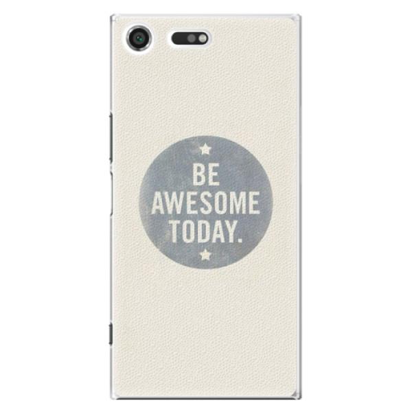 Plastové pouzdro iSaprio - Awesome 02 - Sony Xperia XZ Premium