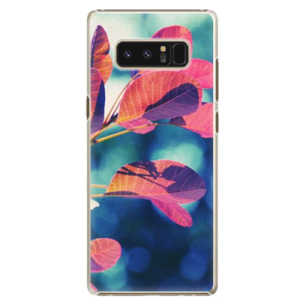 Plastové pouzdro iSaprio - Autumn 01 - Samsung Galaxy Note 8