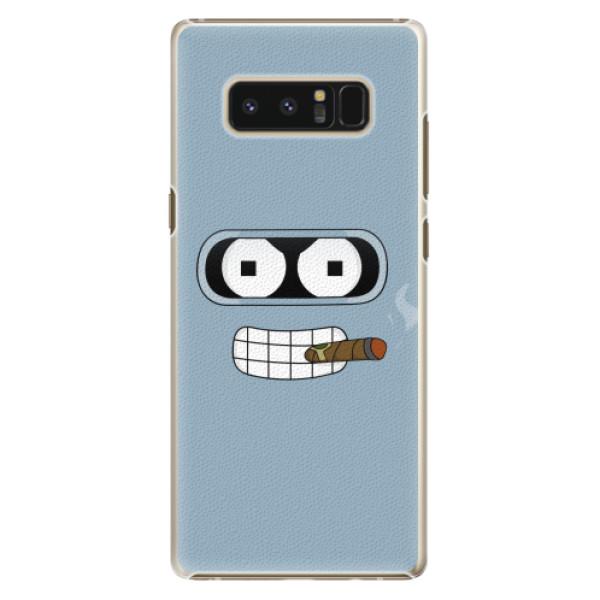 Plastové pouzdro iSaprio - Bender - Samsung Galaxy Note 8