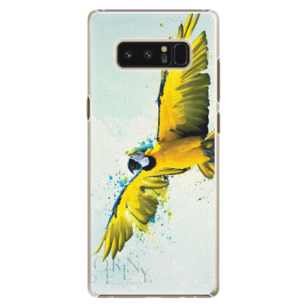 Plastové pouzdro iSaprio - Born to Fly - Samsung Galaxy Note 8
