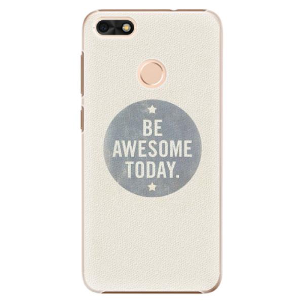 Plastové pouzdro iSaprio - Awesome 02 - Huawei P9 Lite Mini