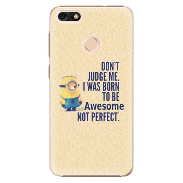 Plastové pouzdro iSaprio - Be Awesome - Huawei P9 Lite Mini