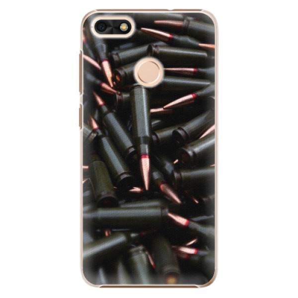 Plastové pouzdro iSaprio - Black Bullet - Huawei P9 Lite Mini