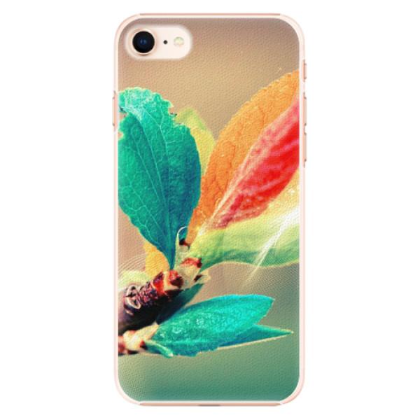Plastové pouzdro iSaprio - Autumn 02 - iPhone 8