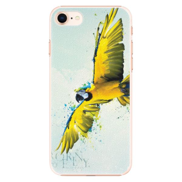 Plastové pouzdro iSaprio - Born to Fly - iPhone 8