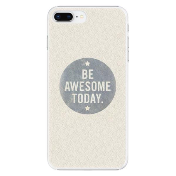 Plastové pouzdro iSaprio - Awesome 02 - iPhone 8 Plus