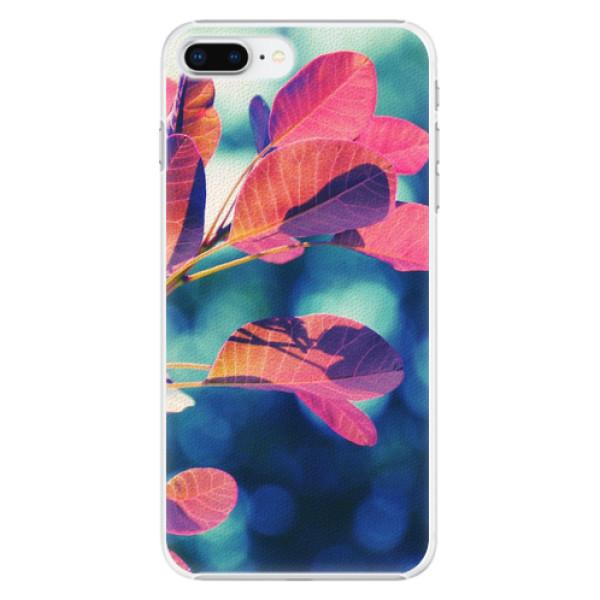 Plastové pouzdro iSaprio - Autumn 01 - iPhone 8 Plus
