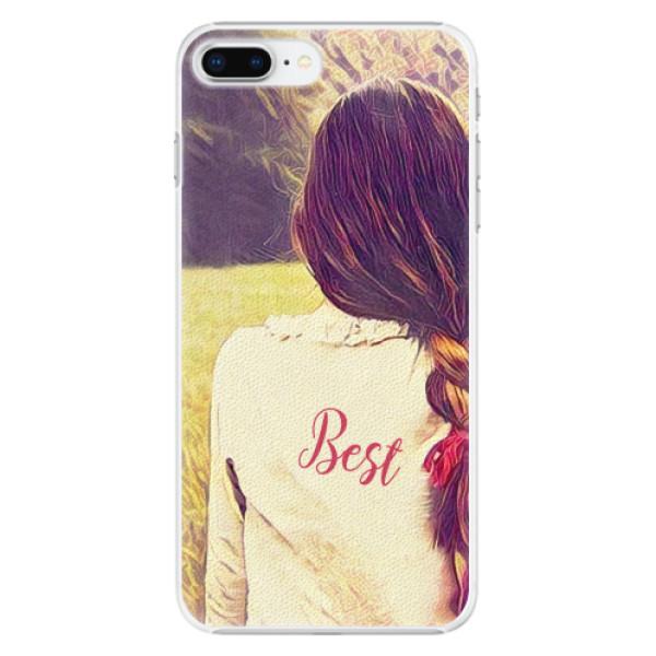 Plastové pouzdro iSaprio - BF Best - iPhone 8 Plus