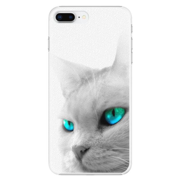 Plastové pouzdro iSaprio - Cats Eyes - iPhone 8 Plus