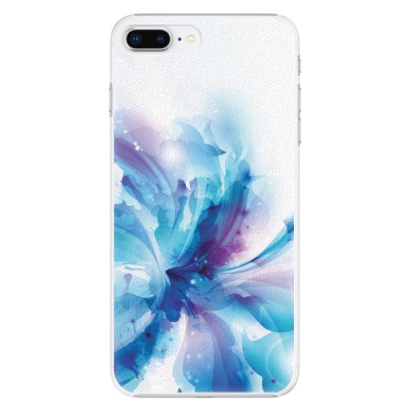 Plastové pouzdro iSaprio - Abstract Flower - iPhone 8 Plus