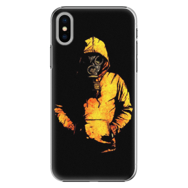 Plastové pouzdro iSaprio - Chemical - iPhone X