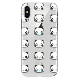 Panda pattern 01