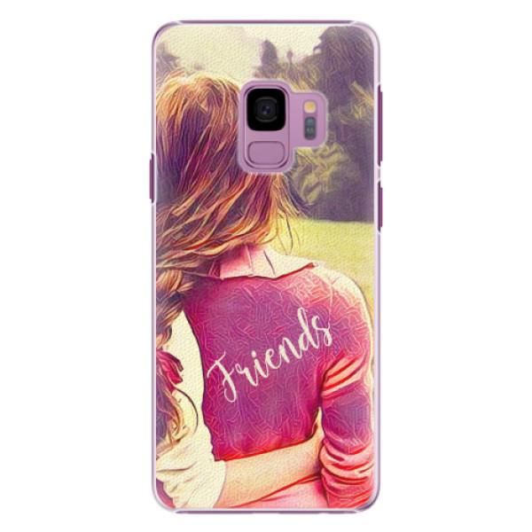 Plastové pouzdro iSaprio - BF Friends - Samsung Galaxy S9