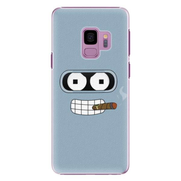 Plastové pouzdro iSaprio - Bender - Samsung Galaxy S9
