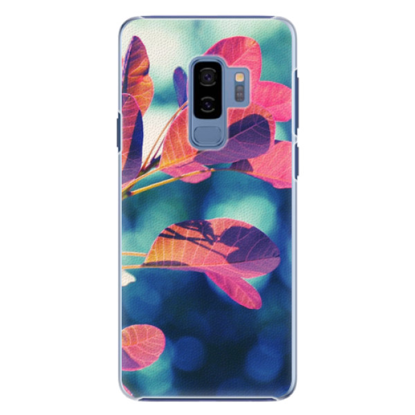 Plastové pouzdro iSaprio - Autumn 01 - Samsung Galaxy S9 Plus